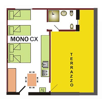 MONO <span>CX</span>